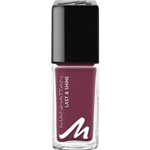 Manhattan - Ongles - Last & Shine Nail Polish