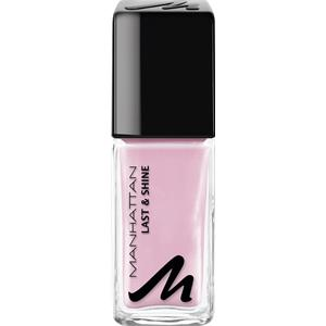 Manhattan - Nehty - Last & Shine Nail Polish