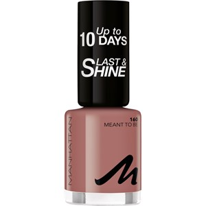 Manhattan - Kynnet - Last & Shine Nail Polish