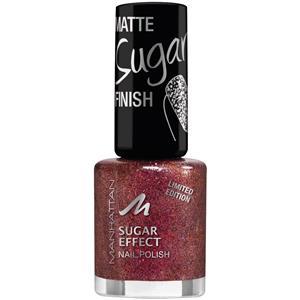 Manhattan - Nägel - Limited Edition Sugar Effect Nail Polish