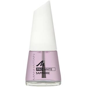 Manhattan - Nails - Nail Care Whitener Sapphire
