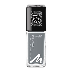 Manhattan - Nägel - Rita Ora Collection Last & Shine Nail Polish