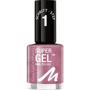 Manhattan - Nails - Super Gel Nail Polish