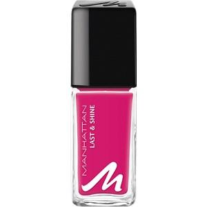 Manhattan - Rock Rock Roses - Last & Shine Nail Polish