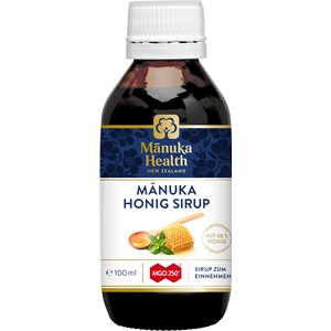 Manuka Health - Manuka Honig - MGO 250+ Manuka Honig Sirup