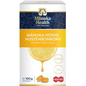 Manuka Health - Manuka Honey - Lemon MGO 400+ Lozenges Manuka Honey