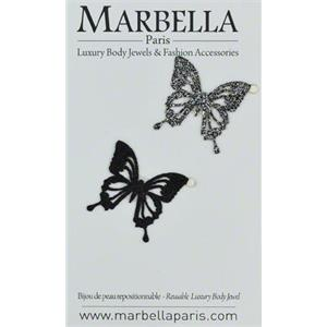 Marbella Body Jewels - French Tattoo - Los Angeles