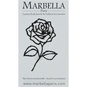 Marbella Body Jewels - French Tattoo - Maia II
