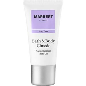 Marbert - Bath & Body - Roll-on anti-traspirante