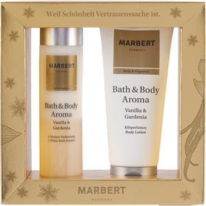 Marbert - Bath & Body - Aroma Vanilla & Gardenia Gift Set