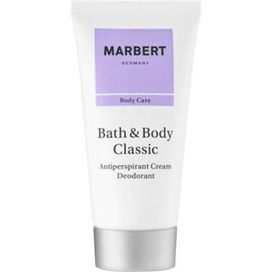 Marbert - Bath & Body - Antiperspirant Cream