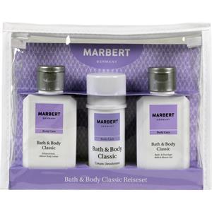 Marbert - Bath & Body - Classic Reiseset