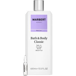 Marbert - Bath & Body - Classic Shower Gel