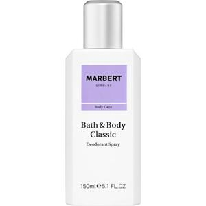 Marbert - Bath & Body - Deodorante spray