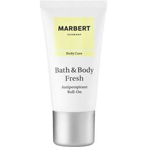 Marbert - Bath & Body - Fresh Antiperspirant Roll-On