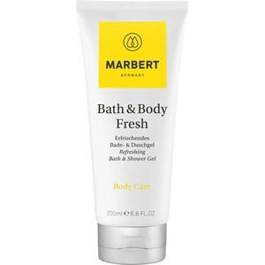 Marbert - Bath & Body - Fresh Bath & Shower Gel