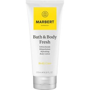 Marbert - Bath & Body - Fresh Body Lotion