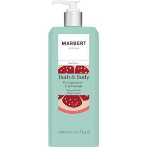 Marbert - Bath & Body - Granatapfel-Kardamom Body Lotion