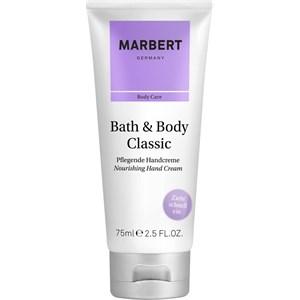 Marbert - Bath & Body - Nourishing Hand Cream