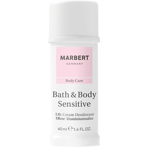 Marbert - Bath & Body - Sensitive Deodorant Cream