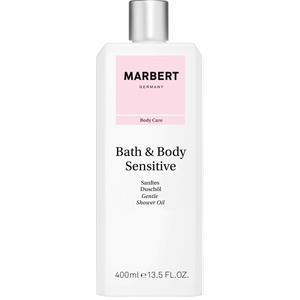Marbert - Bath & Body - Sensitive Sanftes Duschöl