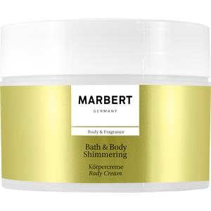 Marbert - Bath & Body - Shimmering Body Cream