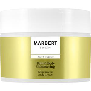 Marbert - Bath & Body - Shimmering Body Cream