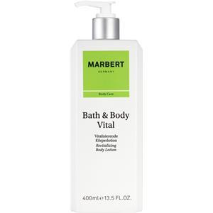 Marbert - Bath & Body - Vital Body Lotion