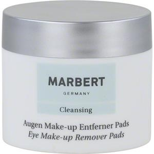 Marbert - Cleansing - Eye Make-up Remove Pads
