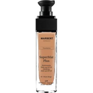 Marbert - Make-up - Fondotinta SuperMat Plus