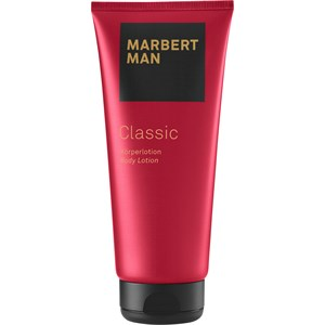 Marbert - ManClassic - Body Lotion Blood Orange & Basil