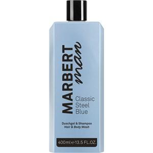 Marbert - ManClassic Steel Blue - Shower Gel