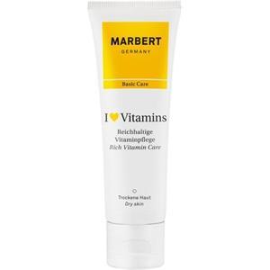 Marbert - Special Care - I Love Vitamins Reichhaltige Gesichtscreme