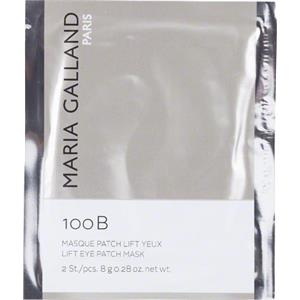 Maria Galland - Peeling/Masken - 100B Masque Patch Lift Yeux