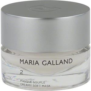 Maria Galland - Peeling/Masks - 2 Creamy Soft Mask