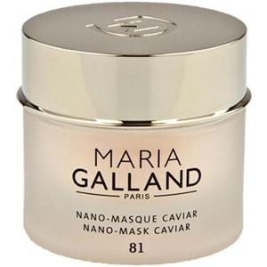 Maria Galland - Peelings/ máscaras - 81 Nano-Masque Caviar