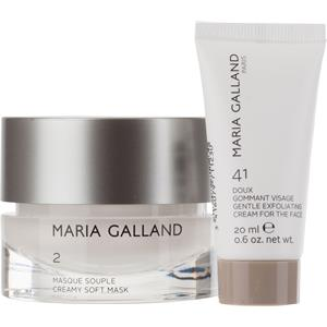 Maria Galland - Peeling/Masken - Radiance Wake-up Set