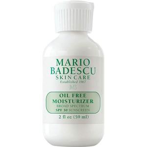 Mario Badescu - Moisturizer - Oil Free Moisturizer SPF 30