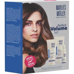 Beauty Haircare Specialists Perfect Volume Set Daily Volume Shampoo 100 ml + Lift Up Volume Conditioner 100 ml + Volume Boost Styling Spray 30 ml 1 Stk.