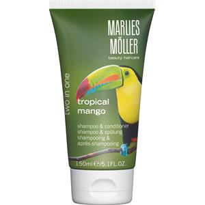 Marlies Möller - Two in One - Tropical Mango Shampoo & Conditioner
