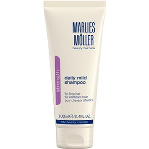 Marlies Möller Beauty Haircare Strength Daily Mild Shampoo