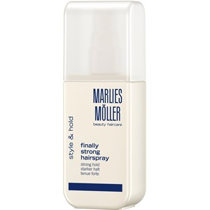Marlies Möller - Style & Hold - Finally Strong Hair Spray