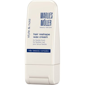 Marlies Möller - Style & Hold - Hair Reshape Wax Cream
