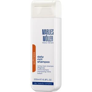 Marlies Möller - Softness - Daily Rich Shampoo