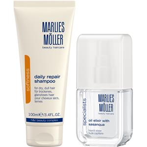 marlies-moller-beauty-haircare-softness-geschenkset-daily-repair-shampoo-100-ml-oil-elixir-with-sasanqua-50-ml-1-stk-