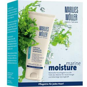 Marlies Möller - Softness - Marine Moisture Trial Set Geschenkset