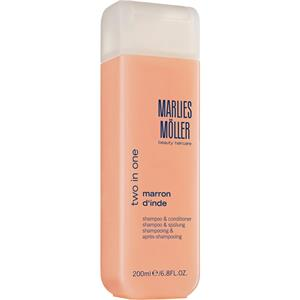 Marlies Möller - Softness - Marron D'Inde 2in1 Shampoo & Conditioner