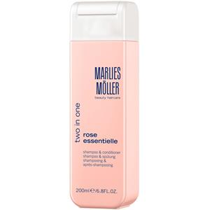 Marlies Möller - Softness - Rose Essential 2in1 Shampoo & Conditioner
