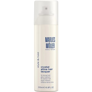 Marlies Möller - Style & Hold - Crystal Shine Hair Laquer