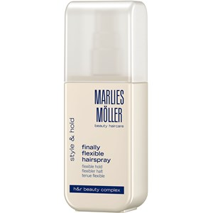 Marlies Möller - Style & Hold - Finally Flexible Hair Spray
